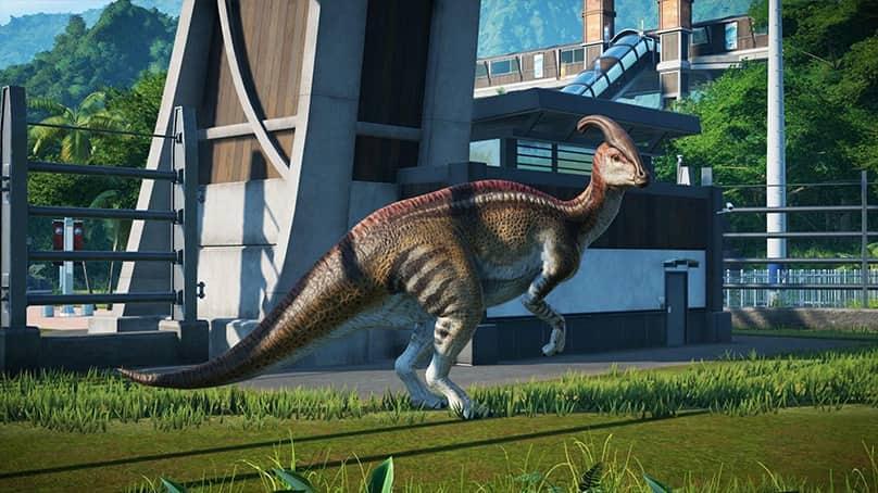 spolszczenie do Jurassic World Evolution