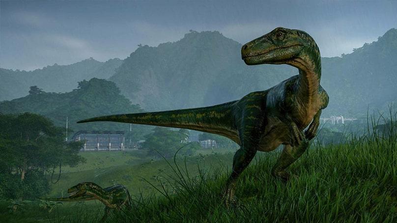 spolszczenie Jurassic World Evolution